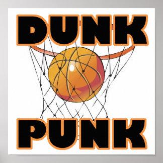 Dunk Punk Poster