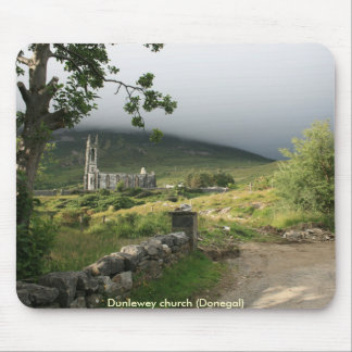 Dunlewey church mouse pads