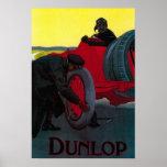Dunlop Vintage PosterEurope Posters