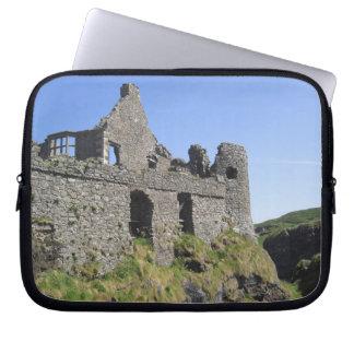 Dunluce Castle near Bushmills and Portrush, 3 Laptop Sleeve
