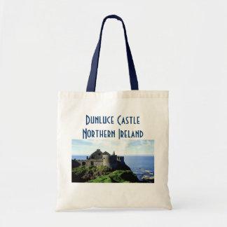 Dunluce Castle-Northern Ireland Tote Bag