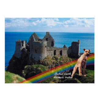 Dunluce Castle Replaced by 239569315100732222 Postcard