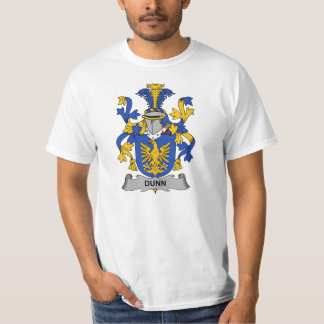 Dunn Family Crest T-Shirt