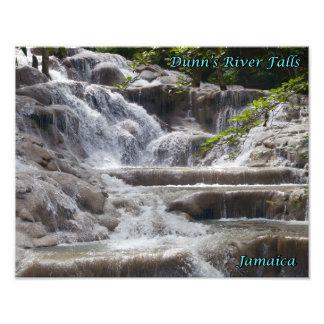 Dunn's River Falls Jamaica Photo