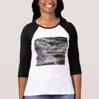 Dunn's River Falls Jamaica T-Shirt
