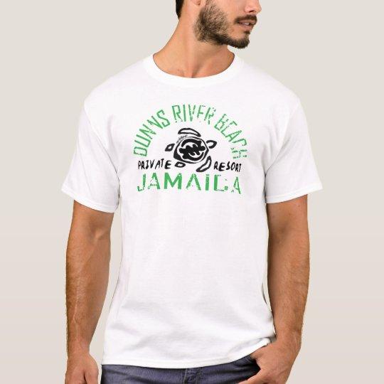 Dunns River Beach Jamaica T-Shirt