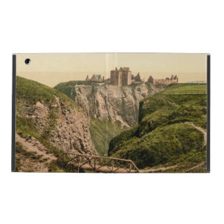 Dunottar Castle, Stonehaven, Scotland iPad Case