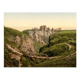 Dunottar Castle, Stonehaven, Scotland Postcard