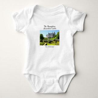 Dunrobin Castle – Clan Sutherland Baby Bodysuit
