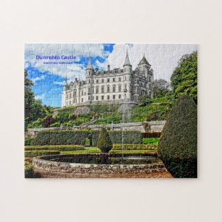 Dunrobin Castle  Seat of Clan Sutherland Jigsaw Puzzle