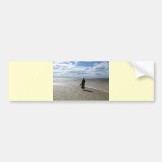Dunsborough Beach Bumper Sticker