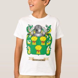 Dunsmore Coat of Arms T-Shirt