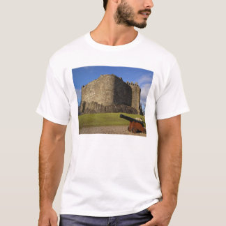 Dunstaffnage Castle, Argyll and Bute, Scotland T-Shirt