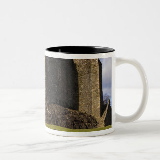 Dunstaffnage Castle, Argyll and Bute, Scotland Two-Tone Coffee Mug