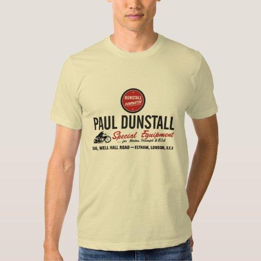 dunstall tshirt