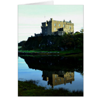 Dunvegan Castle on Skye Card