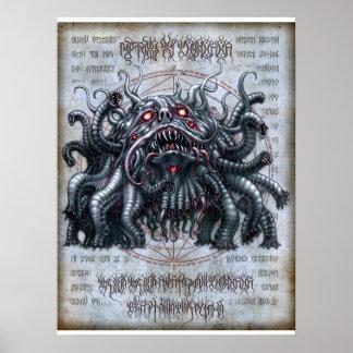 Dunwich Horror 18x24 Poster