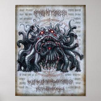 Dunwich Horror 8.5x11 Poster