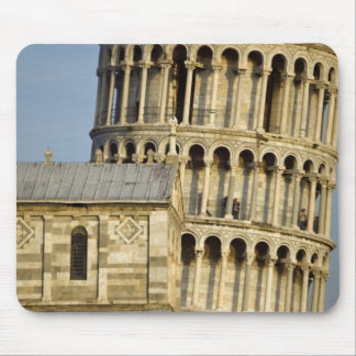 Duomo and Leaning Tower, Pisa, Tuscany, Italy Mouse Mat