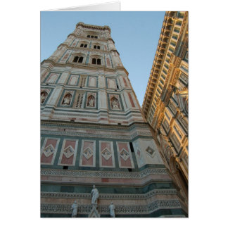 Duomo Cathedral, Florence, Italy Card