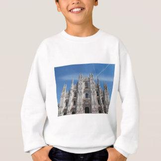 Duomo di Milano gothic cathedral church, Milan, It Sweatshirt