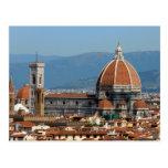 Duomo II Postcard