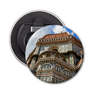 Duomo, in Florence, Tuscany, Italy Bottle Opener