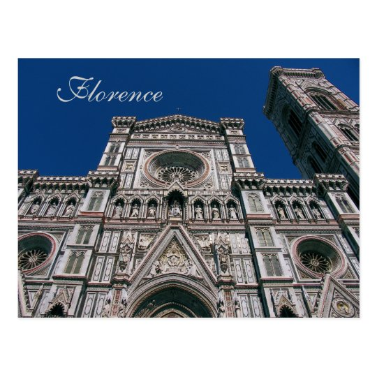 Duomo, or Santa Maria Del Fiore, Florence, Italy