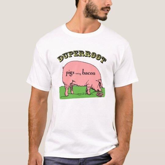 duperroot team t-shirt