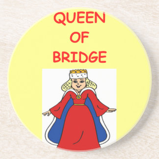 duplicate bridge coaster
