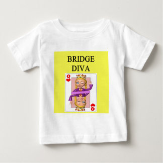 duplicate bridge game player baby T-Shirt