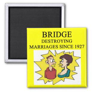 duplicate bridge game player magnet