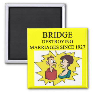 duplicate bridge game player magnet