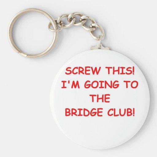 duplicate bridge keychain