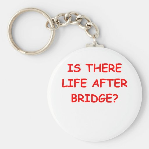 duplicate bridge key chain