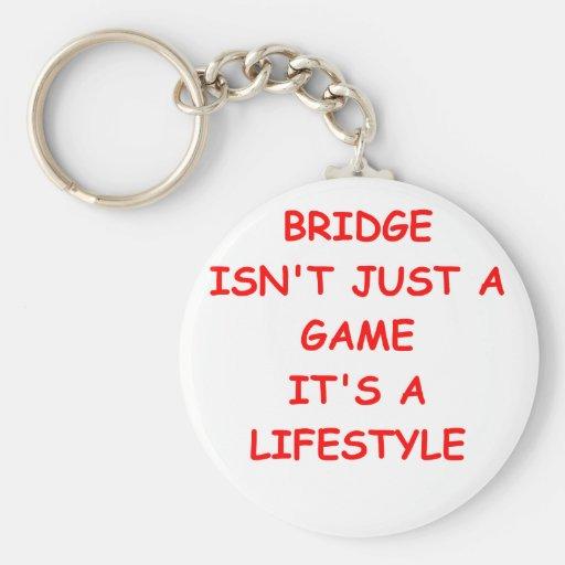 duplicate bridge keychains