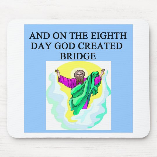 duplicate bridge player's design mouse mat
