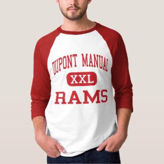 Dupont Manual - Rams - High - Louisville Kentucky T-Shirt