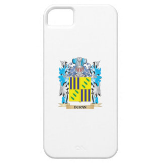 Duran Coat of Arms - Family Crest iPhone 5 Cases