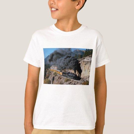 Durango and Silverton Railroad, No. 481, Bear Cree T-Shirt