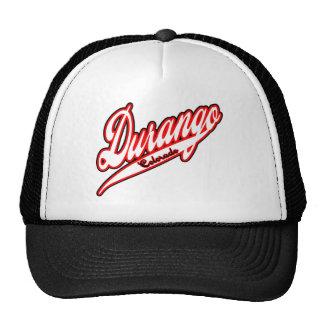 Durango Baseball Hat