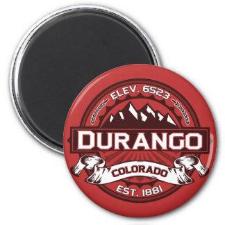 Durango Color Logo Magnet