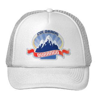Durango Colorado Trucker Hats