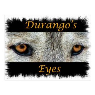 Durango Eye's (RIP) Postcard