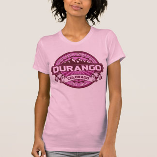 Durango Logo Raspberry T-Shirt