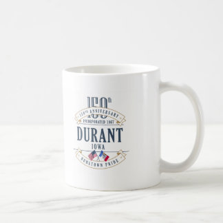 Durant, Iowa 150th Anniversary Mug