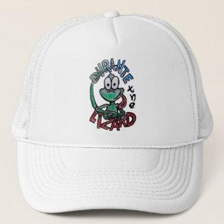 Durante the Lizard Trucker Hat