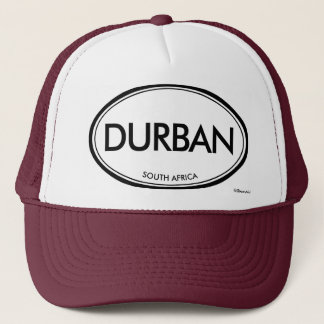 Durban, South Africa Trucker Hat