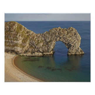 Durdle Door Arch, Jurassic Coast World Heritage 3 Poster