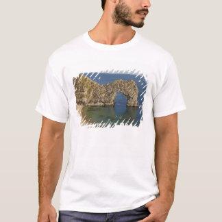 Durdle Door Arch, Jurassic Coast World Heritage 3 T-Shirt